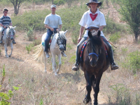 TRAILRIDERS Corfu Greece